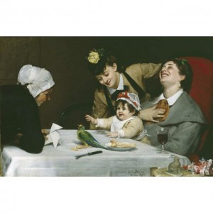 """As-part-of-the-DIAs-Inside-Out-program-""""Merrymakers""""-by-Carolus-Duran-will-be-on-display-at-the-"""